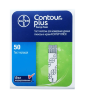 Тест полоски Байер Контур Плюс №50 (Bayer Contour plus)
